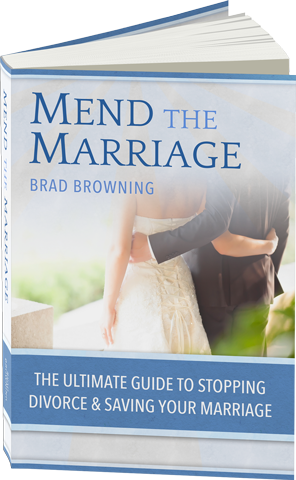 mend the marriage cover
