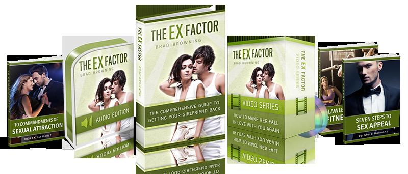 ex factor MALE tableau